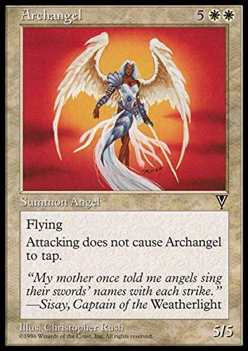 Archangel. Just look at it!